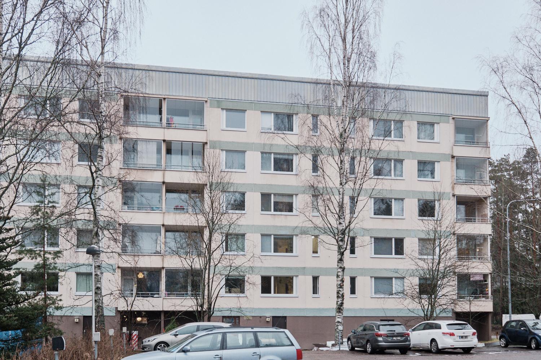 Karakallio, Espoo
