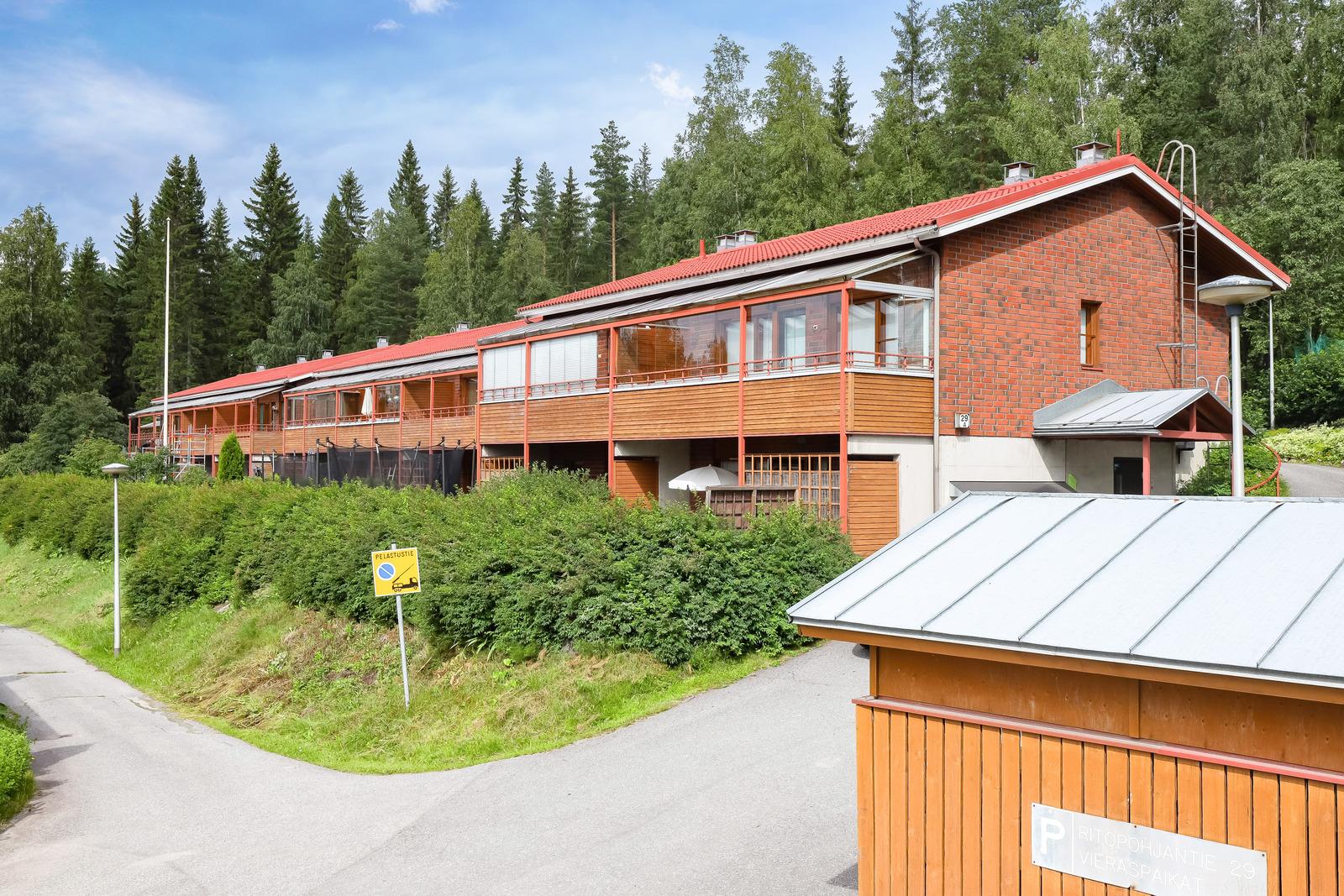Palokka, Jyväskylä