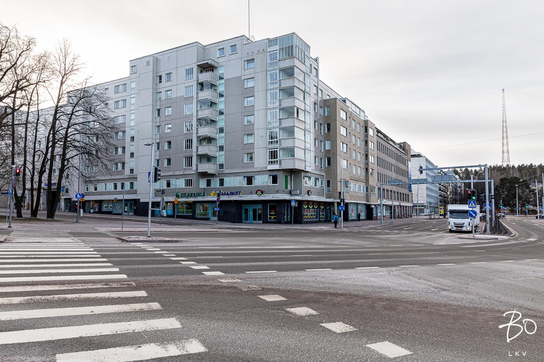Vapaudenkatu 23 Lahti