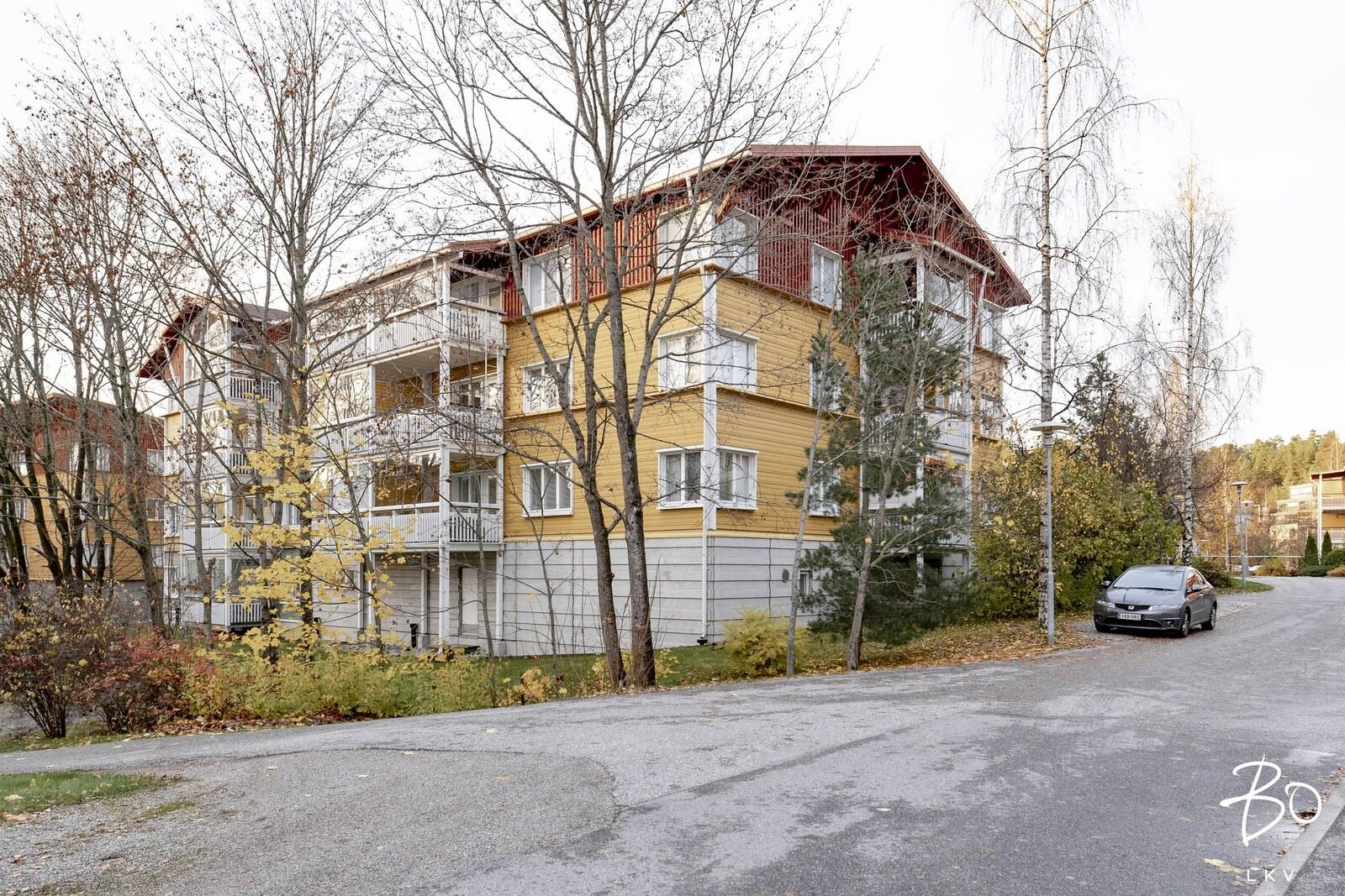 Kuntotarkastus Lahti