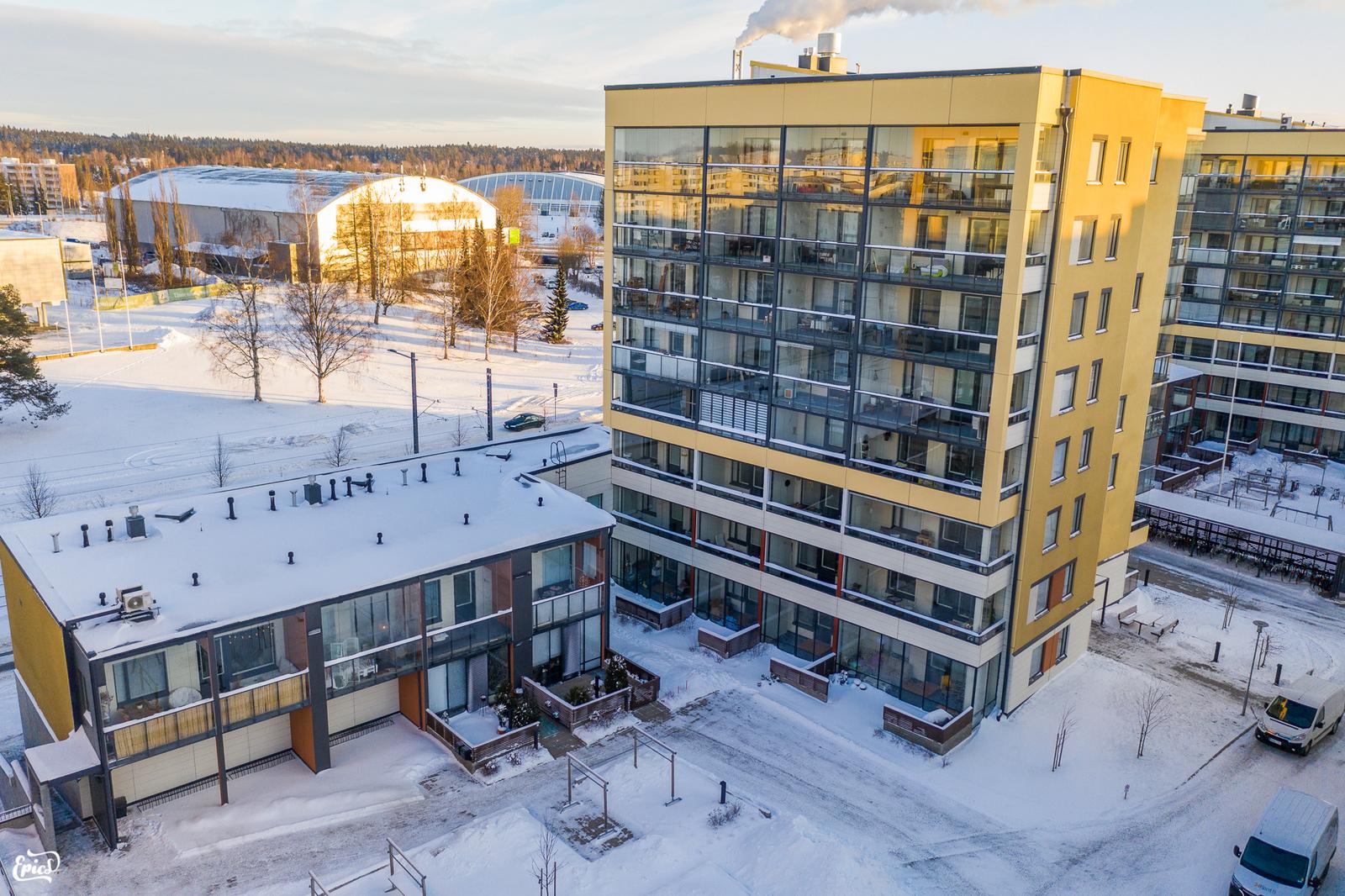 Kaleva, Tampere