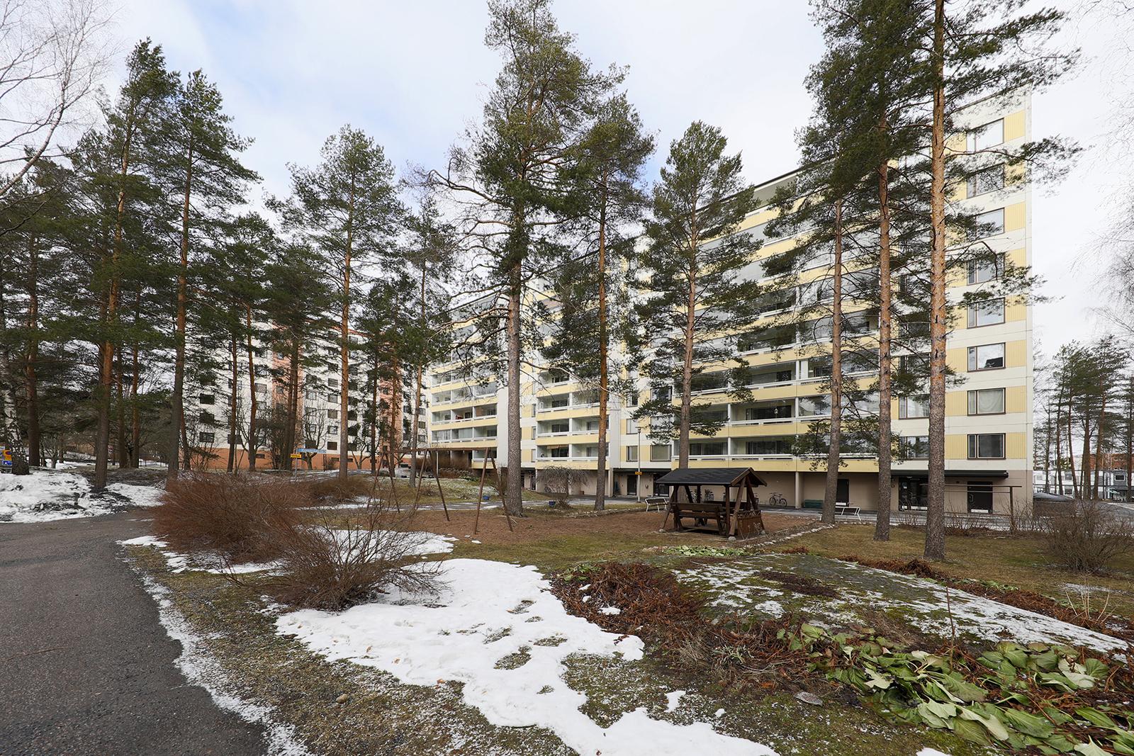 Hervanta, Tampere