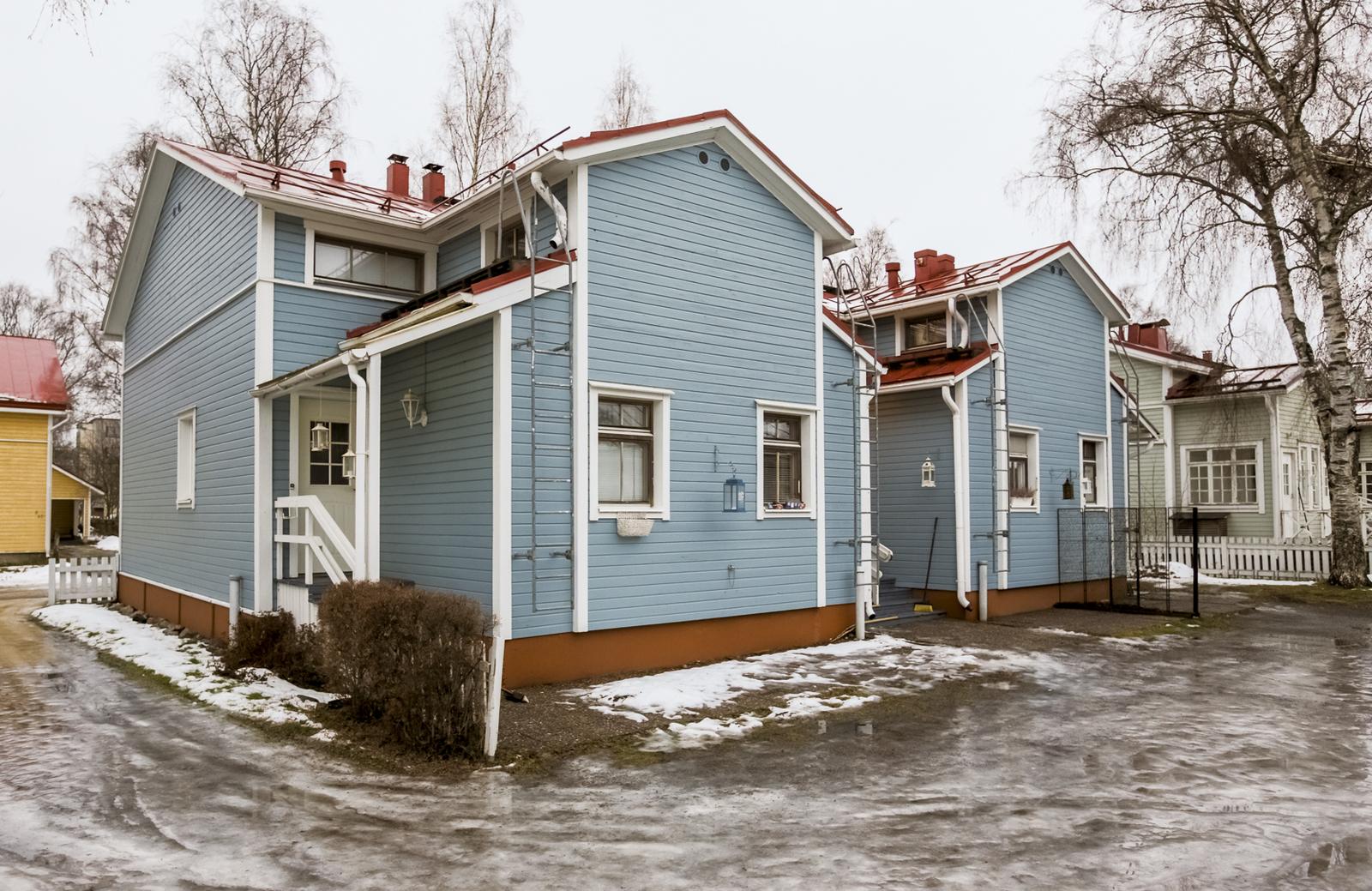 Raksila, Oulu