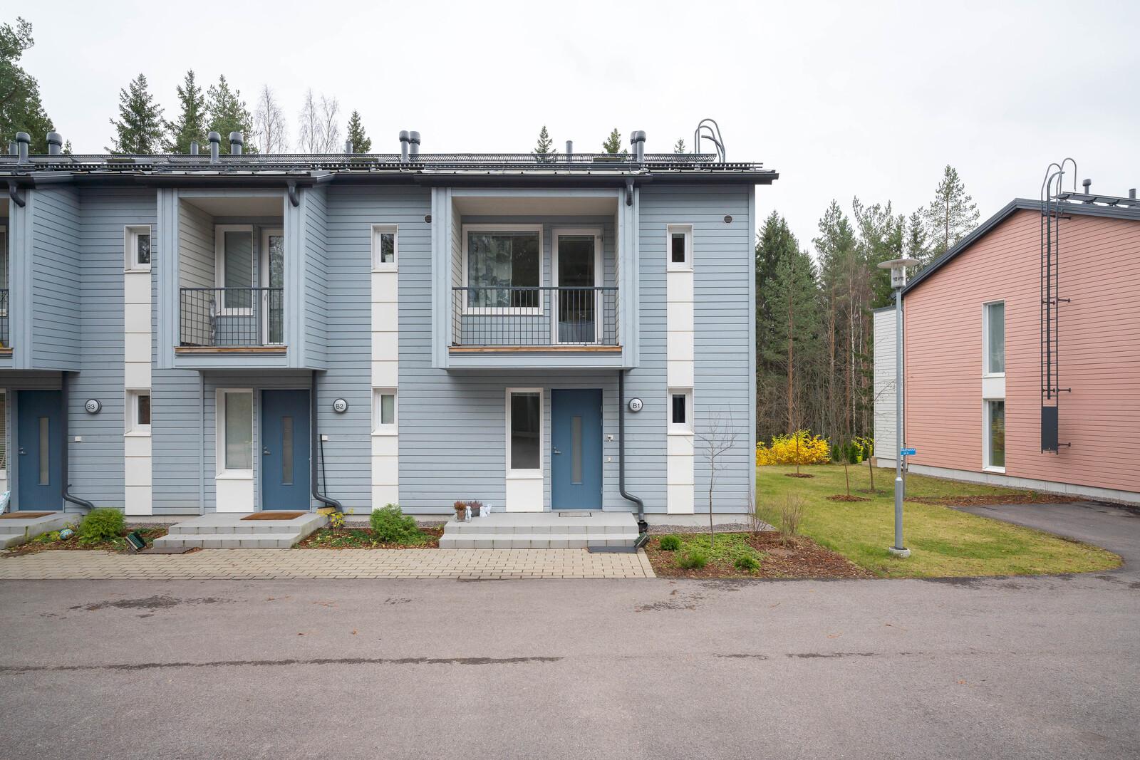 Pihlajarinne, Myllykylä, Järvenperä, Espoo