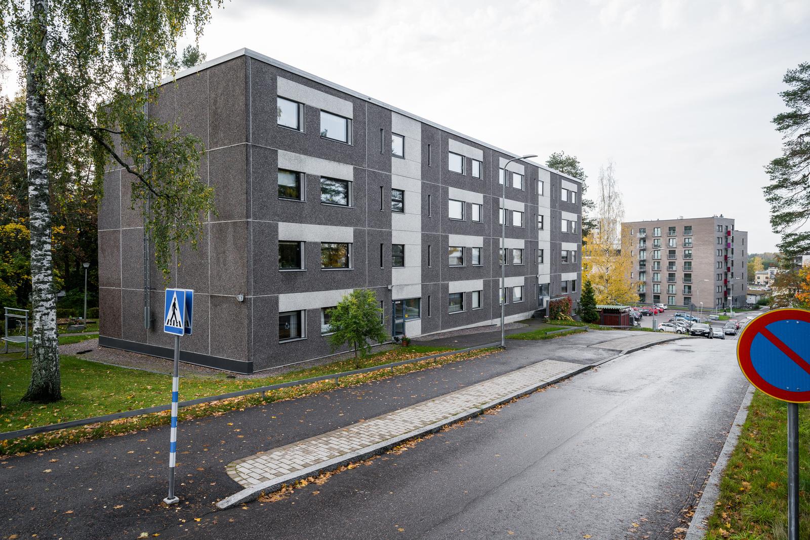 Pöytäalho, Järvenpää