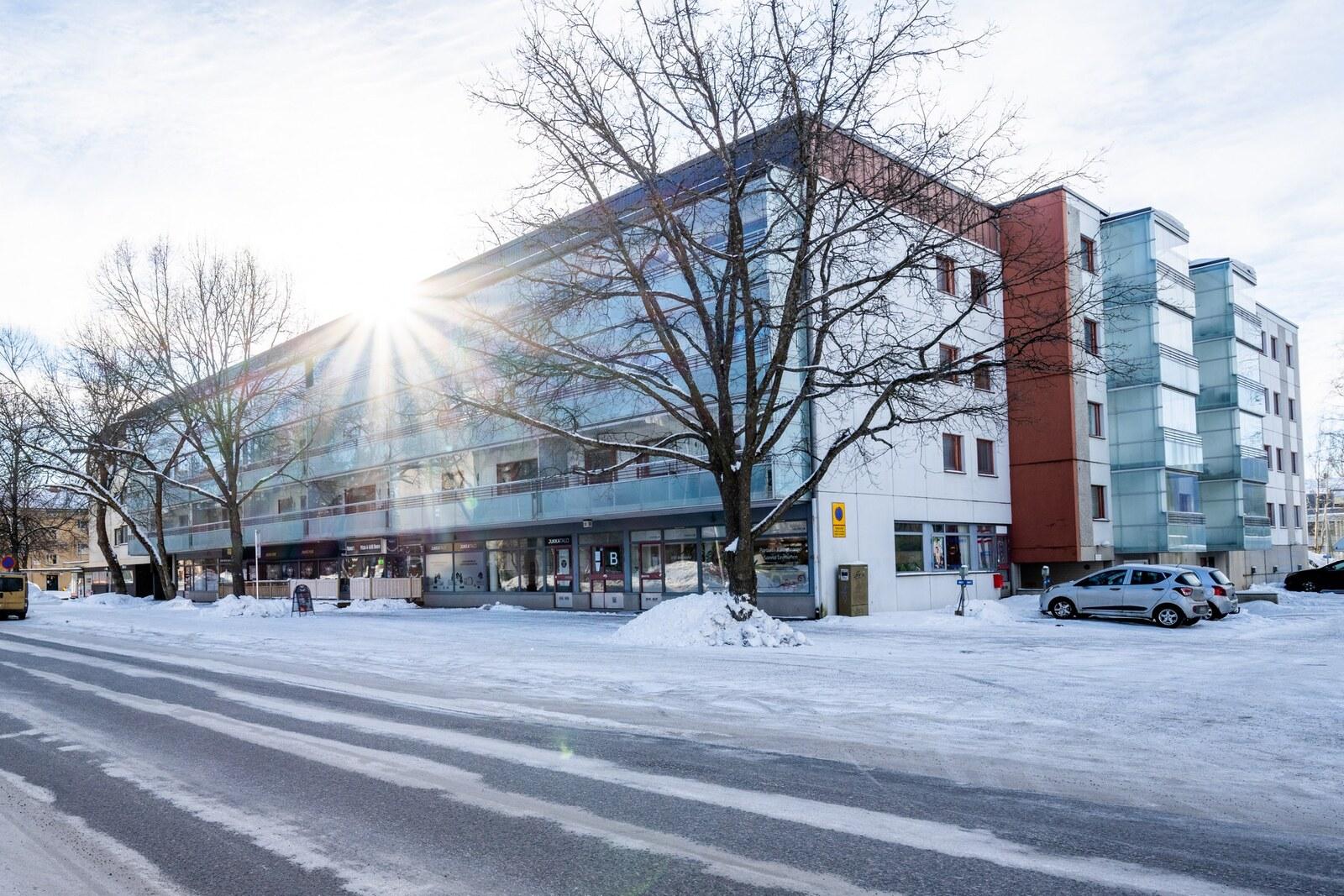 Keskusta, Järvenpää