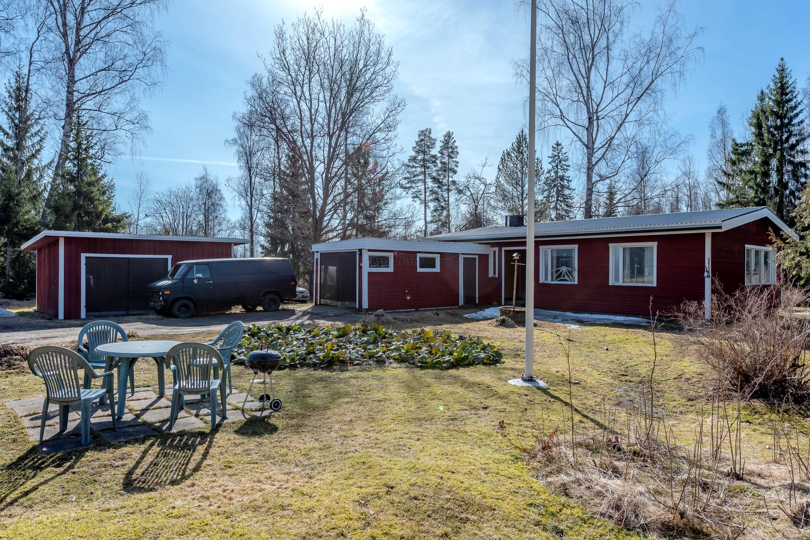 Hautjärvi, Mäntsälä