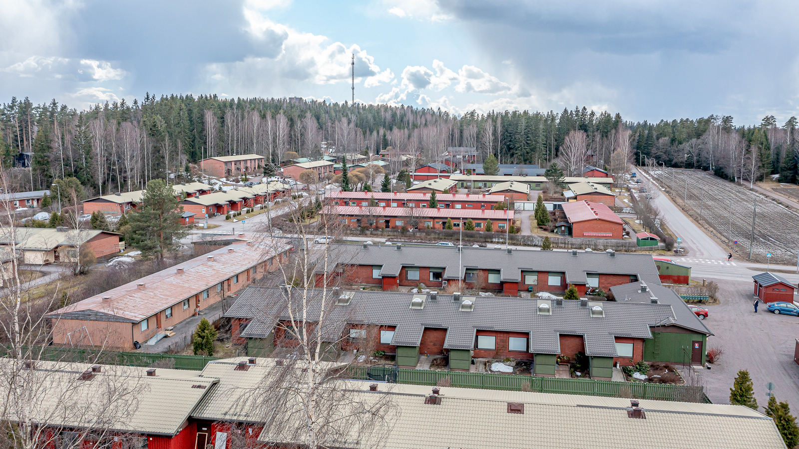 Keskustan alue, Mäntsälä