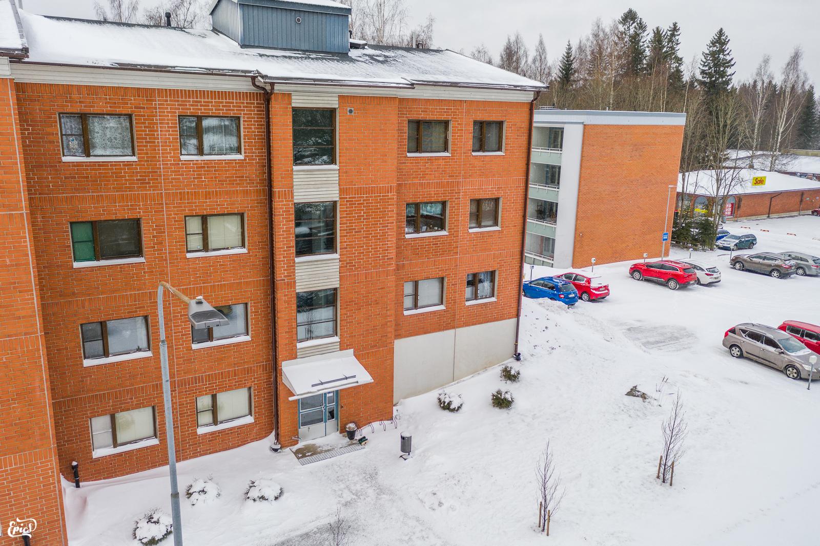 Haukiluoma, Tampere