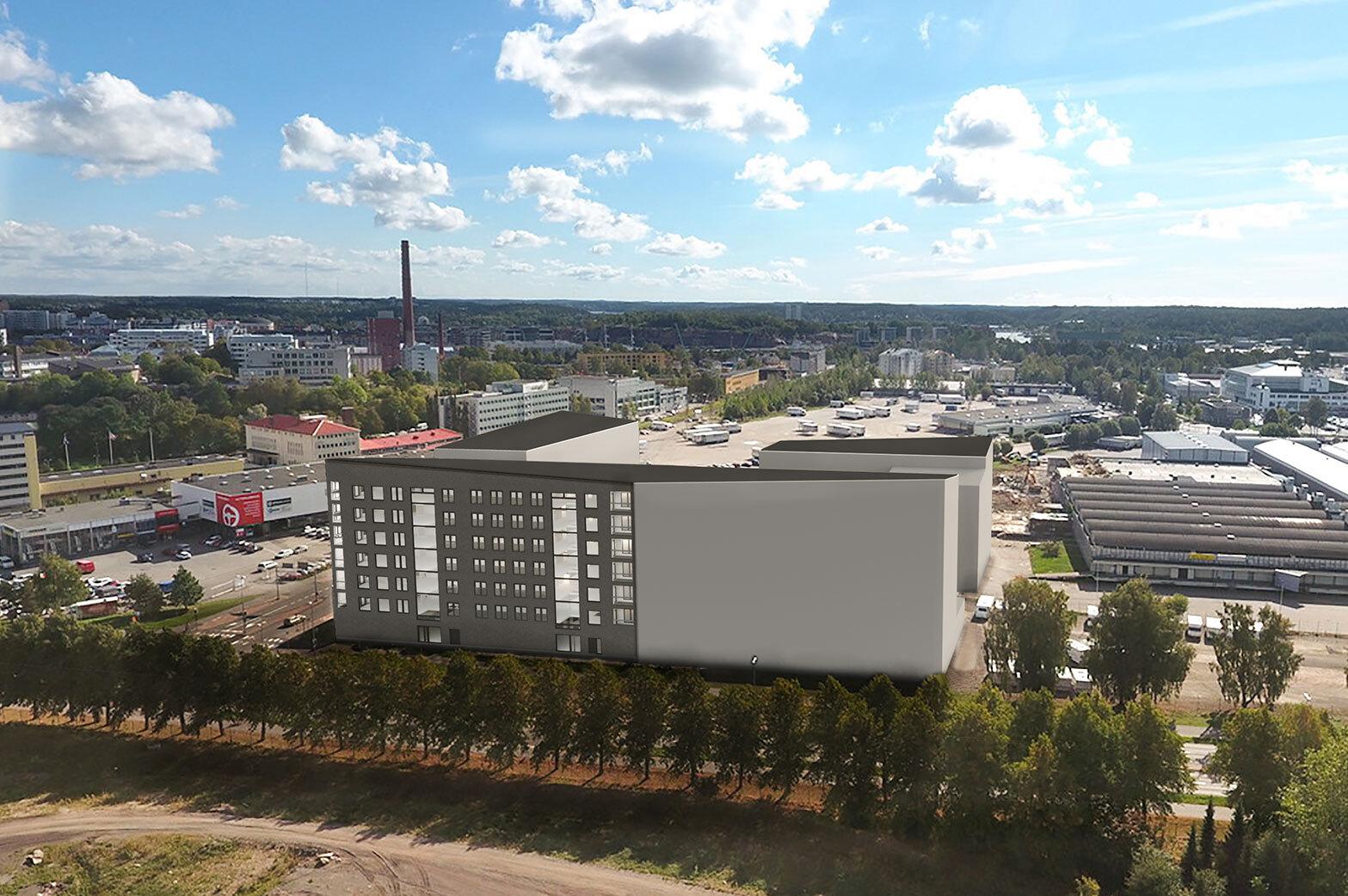 Satama, Turku