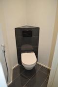 Keskikerroksen uusi wc.
