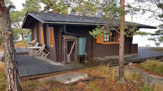 Bergholmen mökki/sauna
