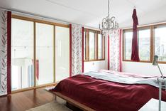 Tilava Master Bedroom, josta merinäköala