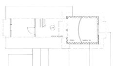 Päärakennuken II-kerros