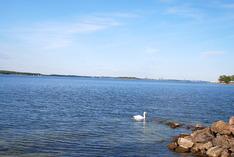 Näkymä Helsinkiin