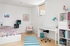 N. 13 m2:n harrastetila sopii mainiosti makuuhuoneeksi