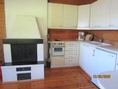 Saunatuvan keittiö