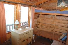 Saunan makuuhuone