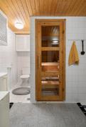 Alakerran saunaosasto