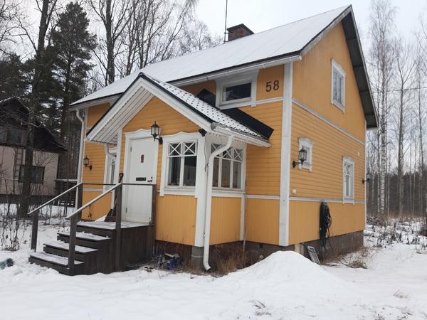 Rötköntie 58, Kuopio (Kortejoki)