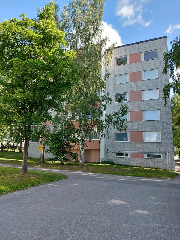 Ankkuritie 6, Kuopio (Kelloniemi)