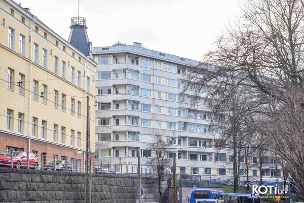 Laivurinkatu 35, 00150 Helsinki