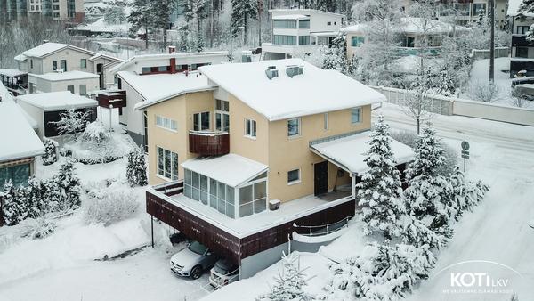 Vanha Saunalahdentie 8 02330 Espoo
