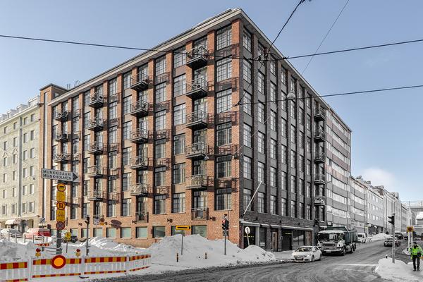 Munkkisaarenkatu 2 00150 Helsinki