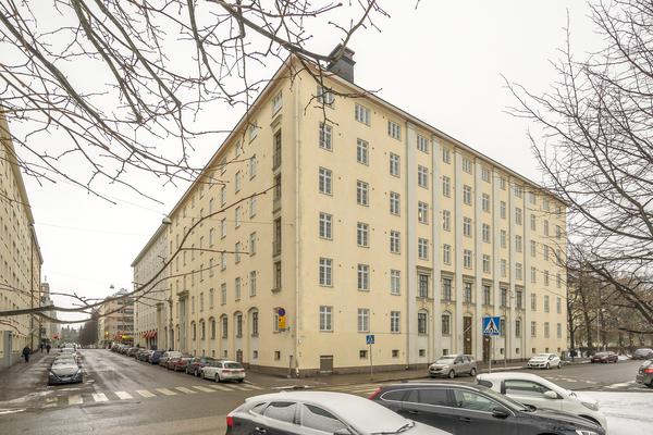 Urheilukatu 16 00250 Helsinki