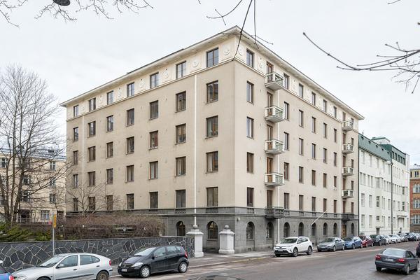 Sibeliuksenkatu 11 00250 Helsinki