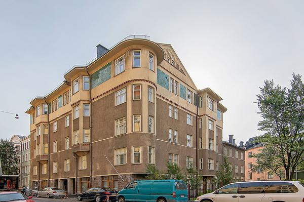 Kauppiaankatu 6, 00160 Helsinki
