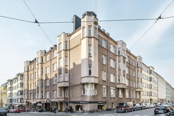 Korkeavuorenkatu 6 00150 Helsinki