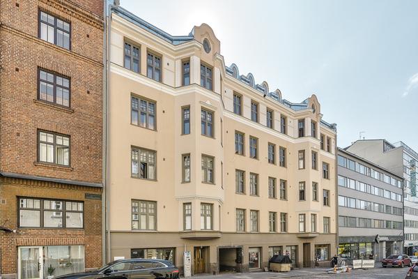 Eerikinkatu 20 00100 Helsinki