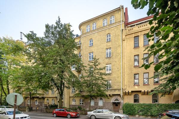 Muukalaiskatu 2 00140 Helsinki