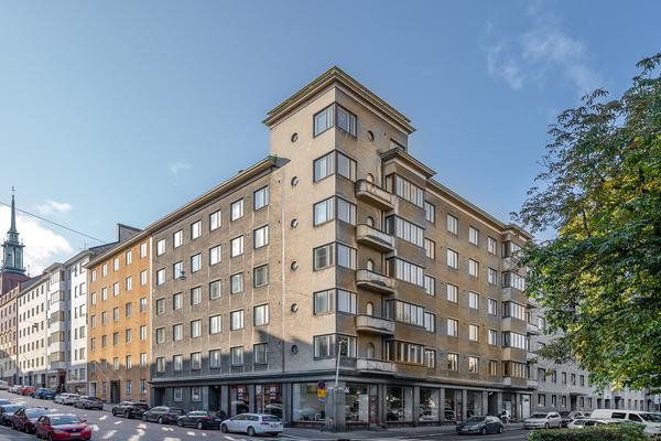 Eteläinen Hesperiankatu 8, 00100 Helsinki