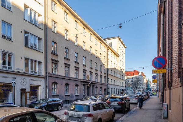 Eerikinkatu 23, 00180 Helsinki