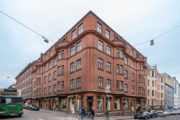 Fredrikinkatu 38 00100 Helsinki