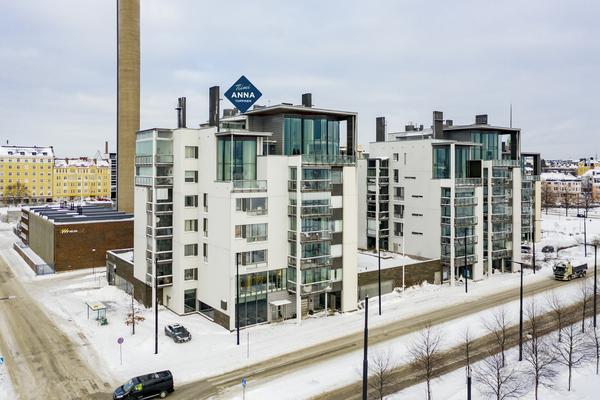 Eiranranta 7, 00150 Helsinki