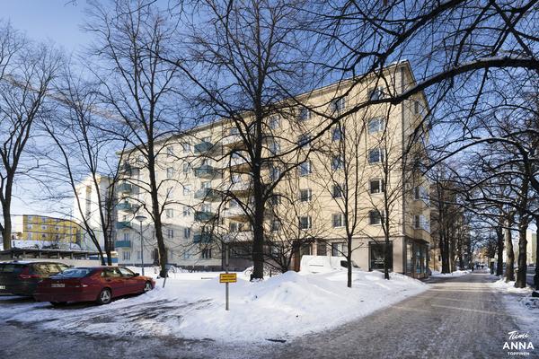 Mannerheimintie 108, 00250 Helsinki