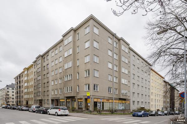Ruusankatu 8 00250 Helsinki