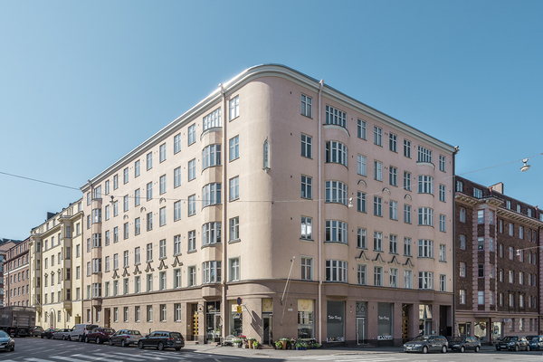 Oksasenkatu 6 00100 Helsinki
