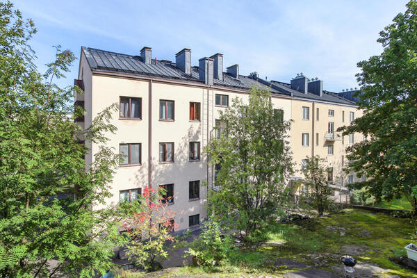 Mäkelänkatu 40, Helsinki (Vallila)