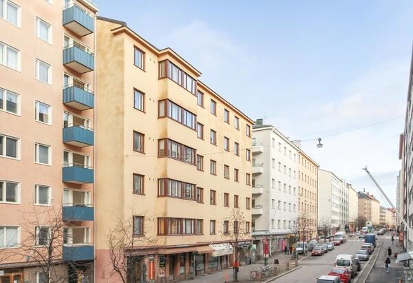 Vaasankatu 25, Helsinki (Kallio)
