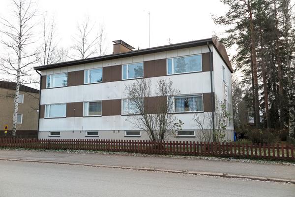 Munckinkatu 42, Hyvinkää (Sahanmäki)