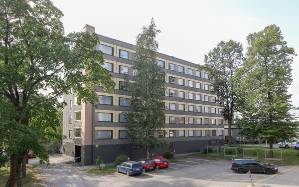 Hämeenkatu 13-17, Hyvinkää (Keskusta)