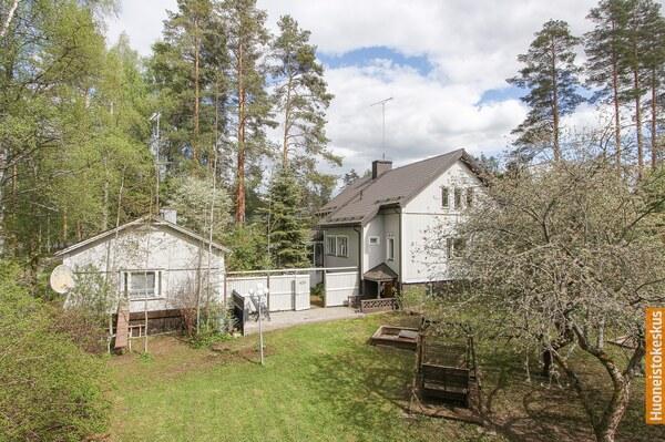 Hunsalankatu 9, Hyvinkää (Talvisilta)