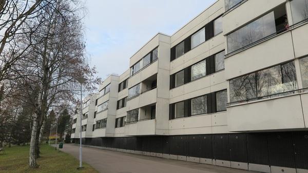 Helsingintie 2, Kauniainen (Kauniainen)