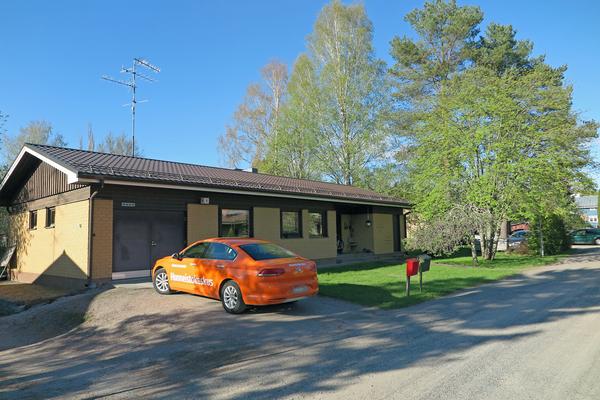 Pioneerintie 9, Hämeenlinna (Ahvenisto)