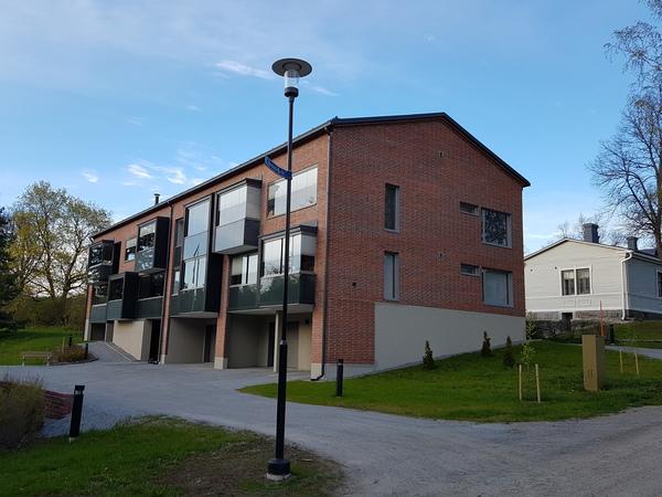 Vanhankaupunginkatu 3, Hämeenlinna (Linnaniemi)