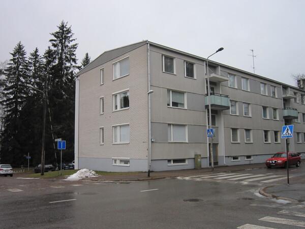 Kappelikatu 10, Kouvola (Kellomäki)